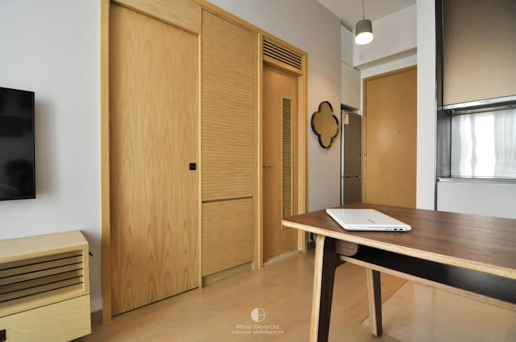 5:  Wooden doors by Mister Glory Ltd