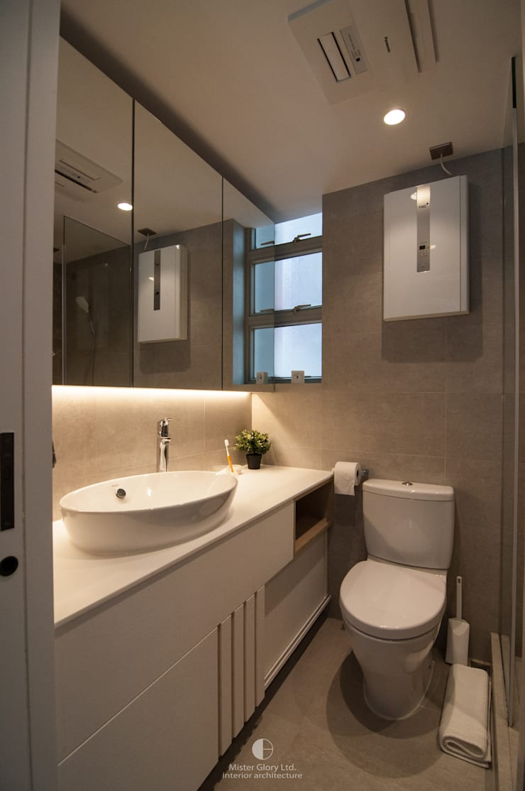 10:  Bathroom by Mister Glory Ltd,