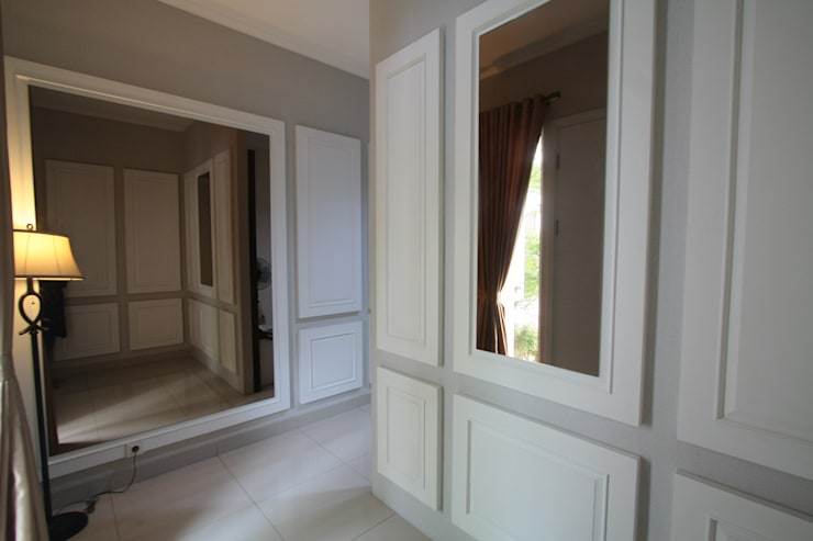 Area Masuk:  Koridor dan lorong by Exxo interior