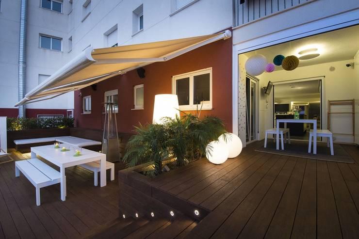 حديقة تنفيذ Luxiform Iluminación