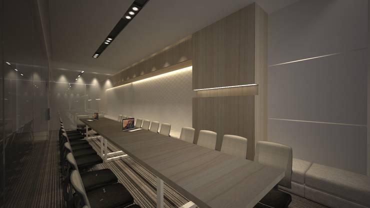 Meeting Room A:  Ruang Kerja by ARAT Design