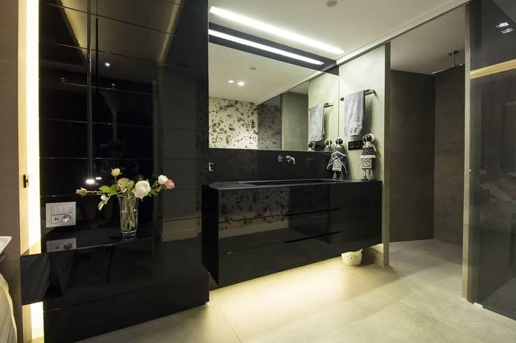 حمام تنفيذ Luxiform Iluminación