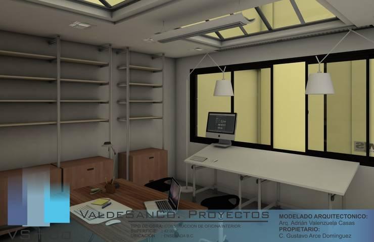 de estilo industrial por Aval Proyectos, Industrial