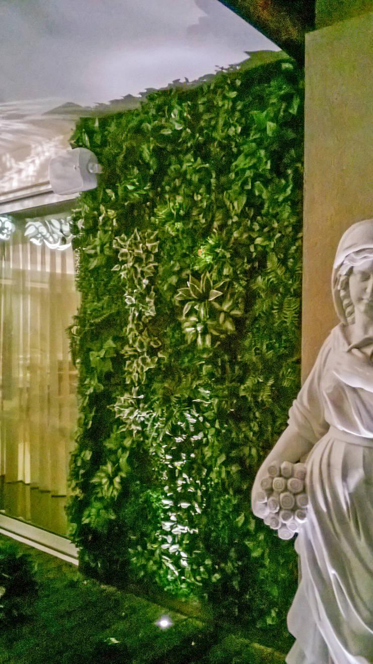 Victorian Garden decor at Magnolias:  Floors by Grecor
