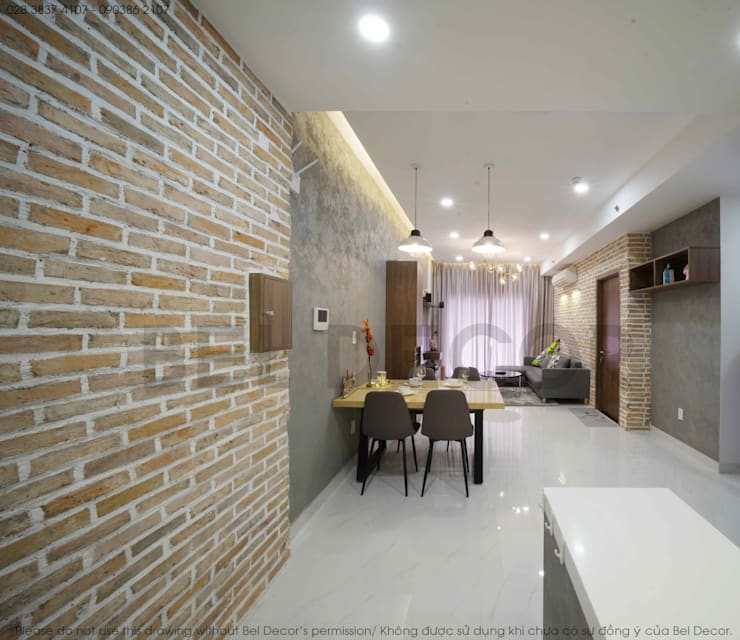 Ruang Makan by Bel Decor
