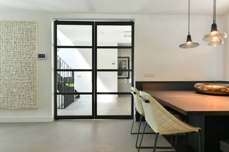 Project huizen by skygate betaalbare stalen binnendeur homify