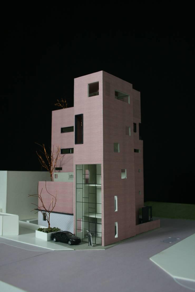 Escalier de style  par (주)건축사사무소 예인그룹