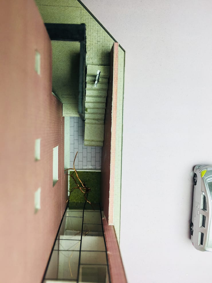 Scale in stile  di (주)건축사사무소 예인그룹