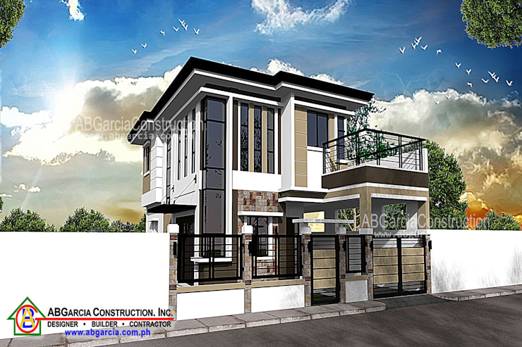(ABG-001) HOUSE PLAN / DESIGN / ESTIMATE / CONSTRUCT :   by ABGCI