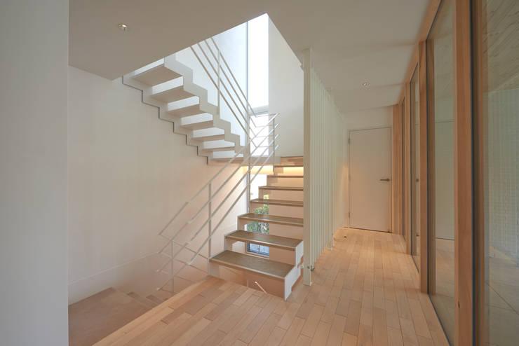 アトリエモノゴト 一級建築士事務所의  계단