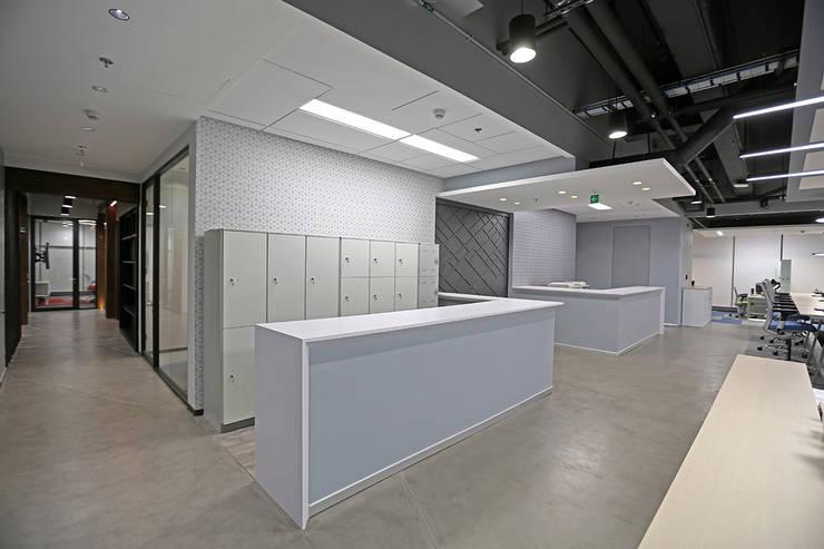 Study/office by Eskema