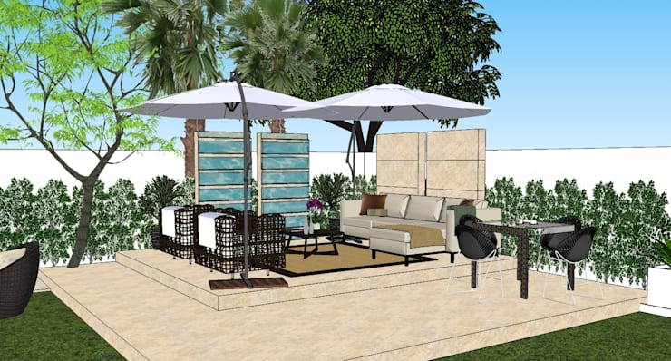 2013 PROJECTS:  Garden by MKC DESIGN