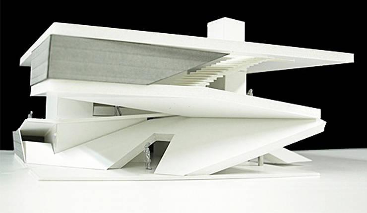 Boden von (주)건축사사무소 예인그룹, Modern Glas