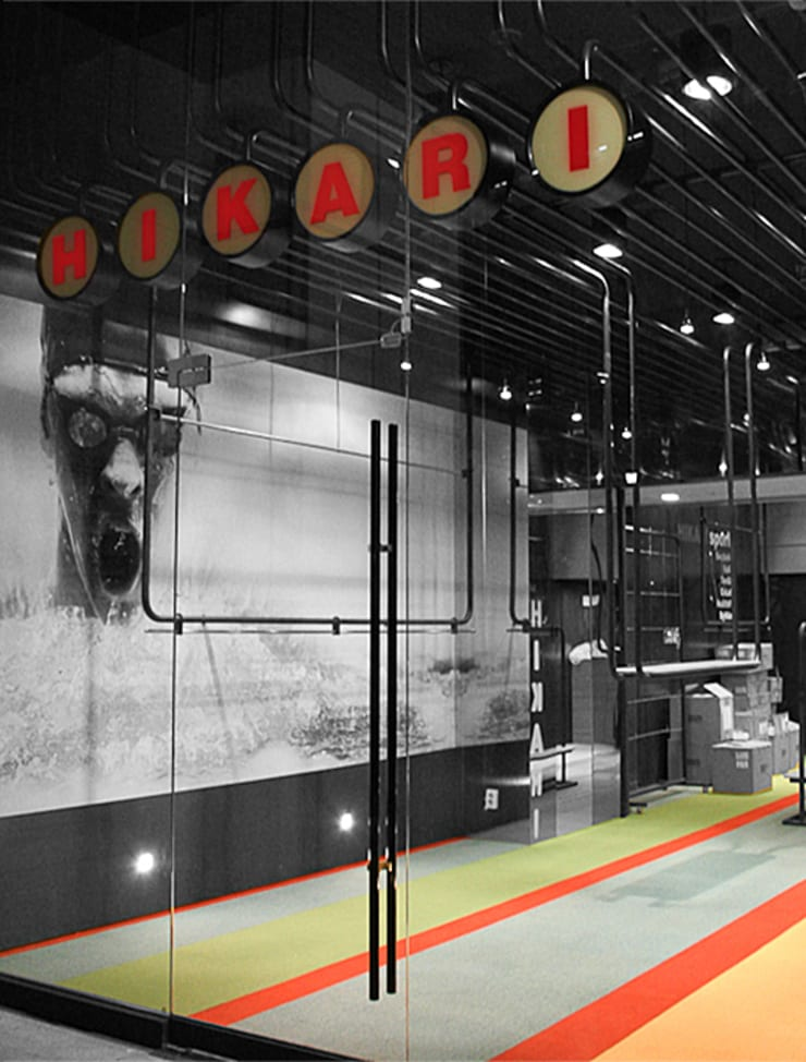 내부전경: (주)건축사사무소 예인그룹의  계단,