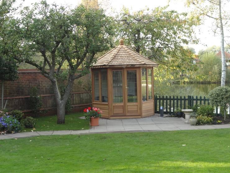 Garden by Chelsea Summerhouses Ltd