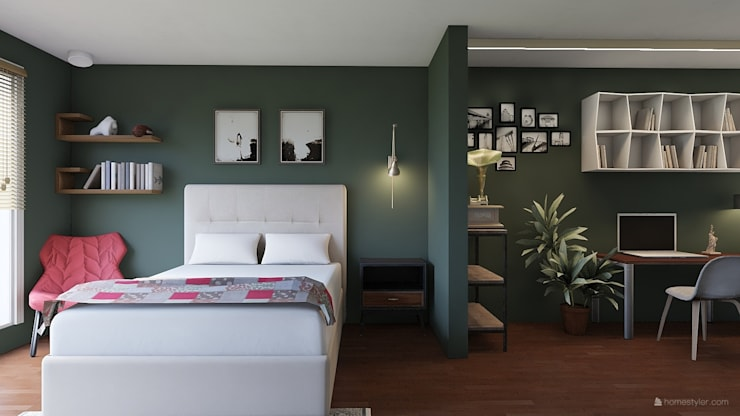 Faddy Ravydera's Personal Room:   by SUKA Studio