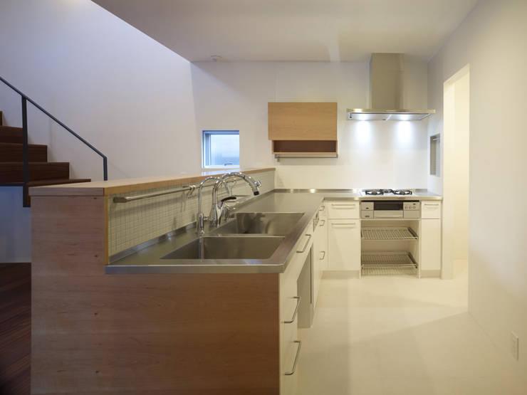 廚房 by 山縣洋建築設計事務所