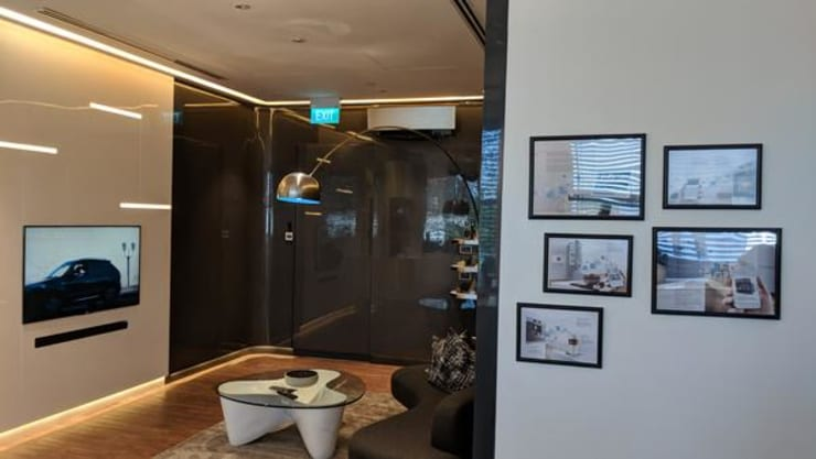 Homey and Home Connect for Bosch Appliances: modern  by Automate Asia Pte Ltd,Modern