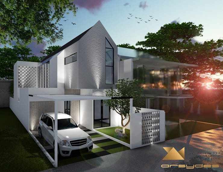 Tampak Depan:   by Arsa Synergy Design