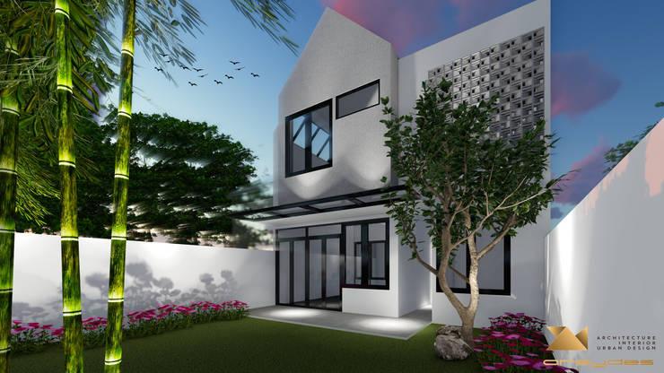 Tampak Belakang:   by Arsa Synergy Design