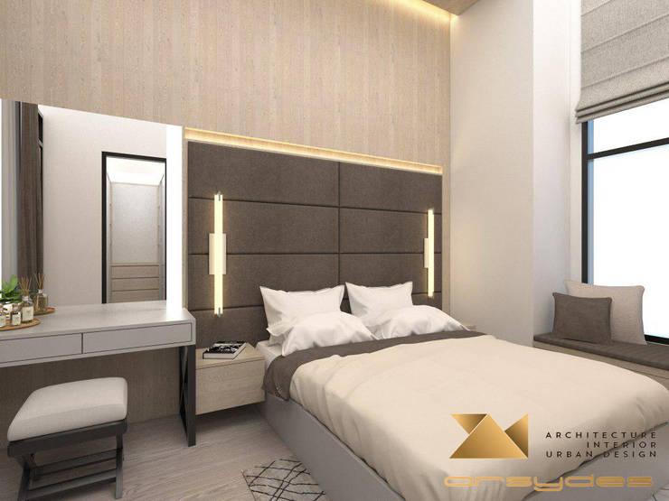 Kamar Tidur Utama:   by Arsa Synergy Design