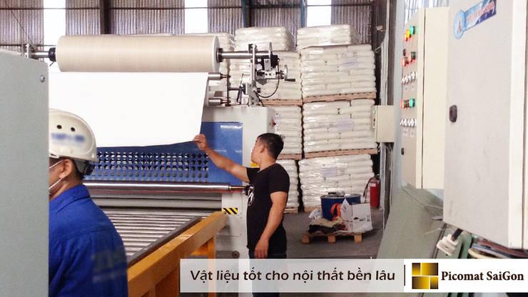 Công nghệ dán bề mặt Hot Melt Pur từ Đức:   by Picomat Sài Gòn