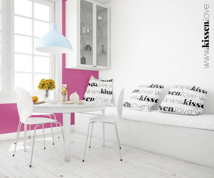 Kissen für die Küche selbst gestalten von www.Stoff-Schmie ...