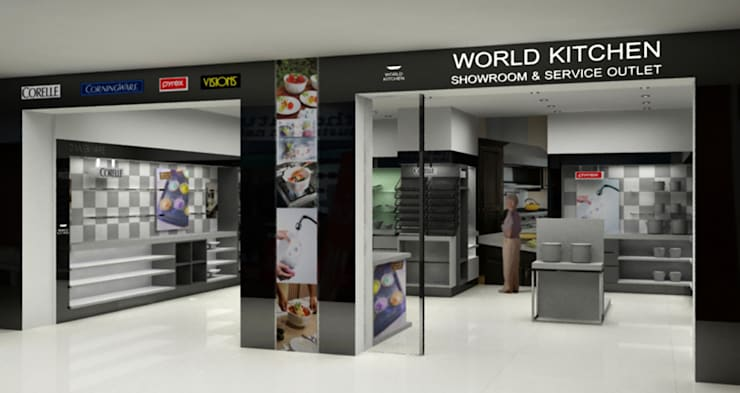 World Kitchen:   by D'Sign Company