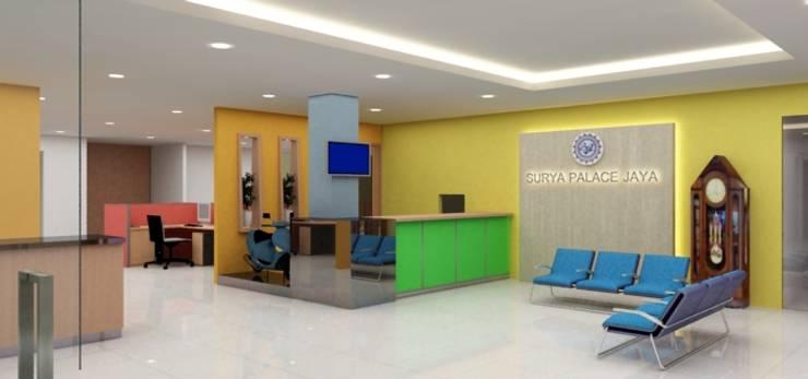 Surya Palace Jaya:   by D'Sign Company