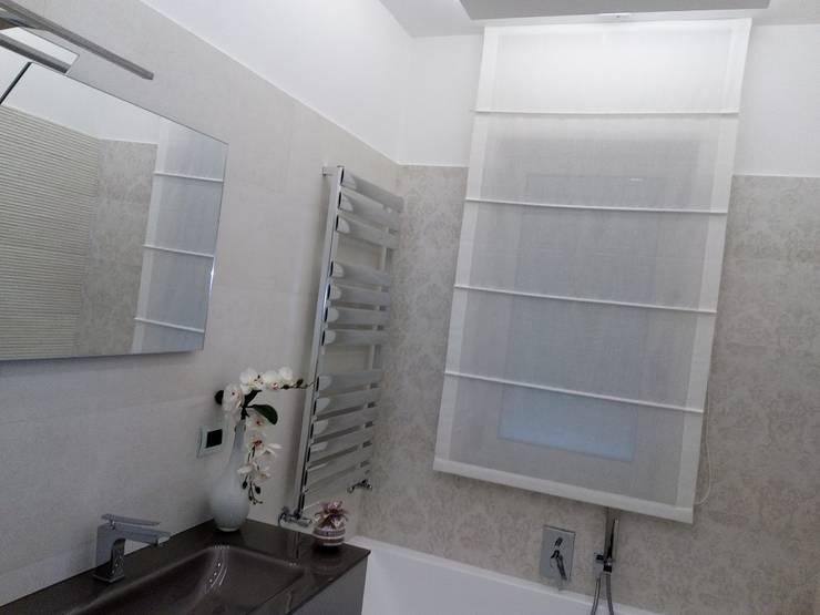 Tende moderne per interni 23 modelli e tessuti da copiare - Tende da bagno moderne ...