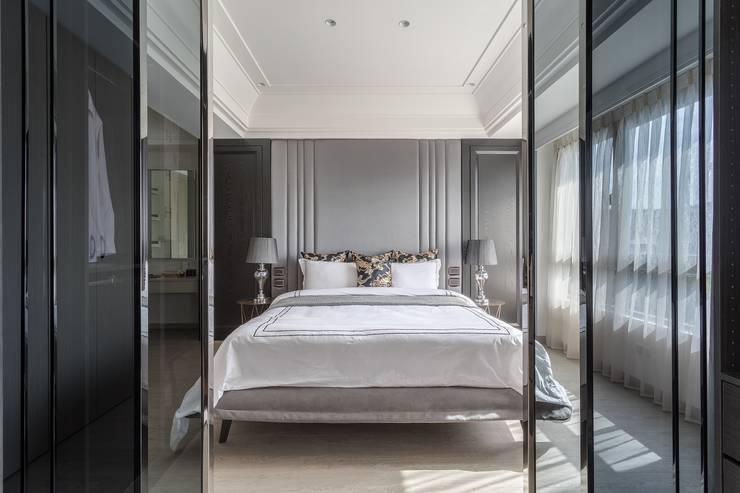Phòng ngủ by E&C創意設計有限公司