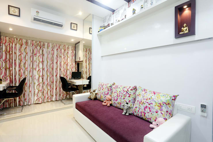 Interior: modern Living room by DaVi Studio