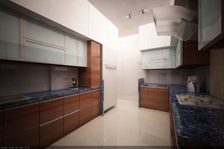 kitchen:   by omkarcreateurs