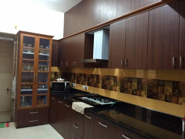Interior:  Kitchen by Aspectra Interia Solution