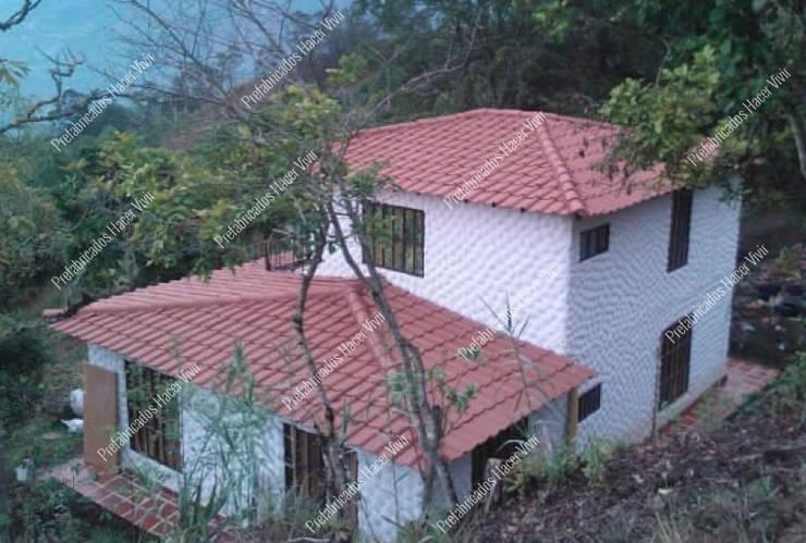 Casas Prefabricadas De Prefabricados Hacer Vivir Homify
