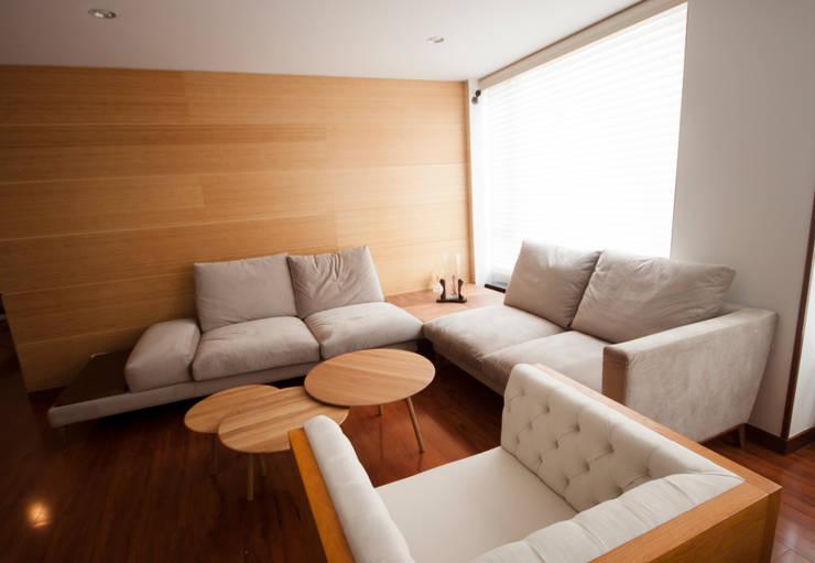 Apartamento Velásquez Diaz de AMR estudio Moderno
