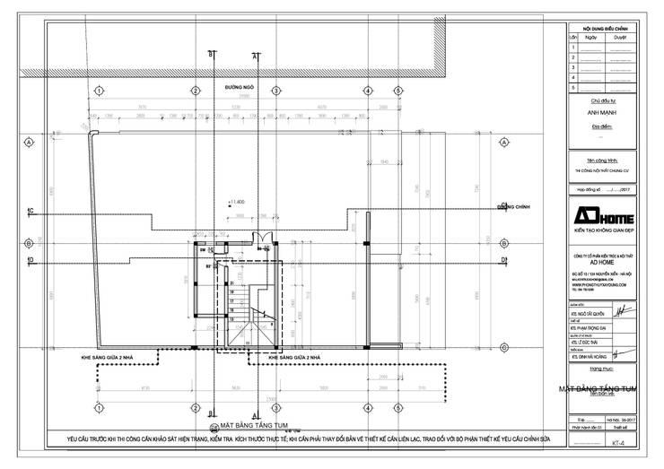 Nhà ở kết hợp siêu thị:   by công ty cổ phần kiến trúc và nội thất adhome