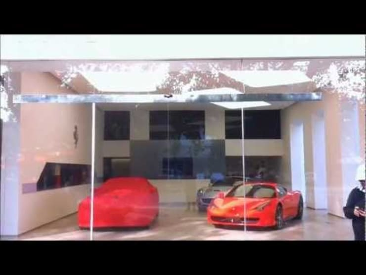 Ferrari Showroom: modern  by Sion Projects,Modern
