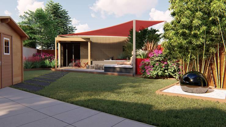Création d\'un studio de 20m² dans un jardin à Blagnac, Choix ...