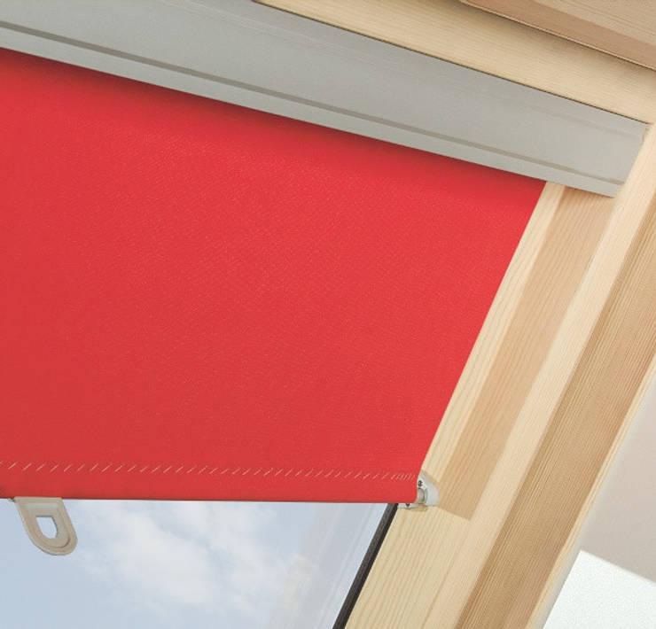 Fakro Çatı Penceresi – Çatı Penceresi Perdeleri Hangi Pencerelerde Kullanılır:  tarz Pencere & Kapılar