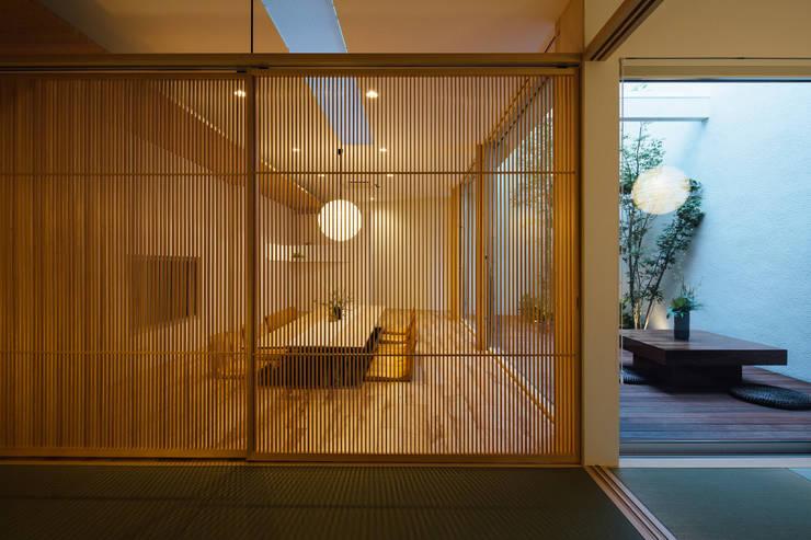 一級建築士事務所 株式会社KADeL의  거실