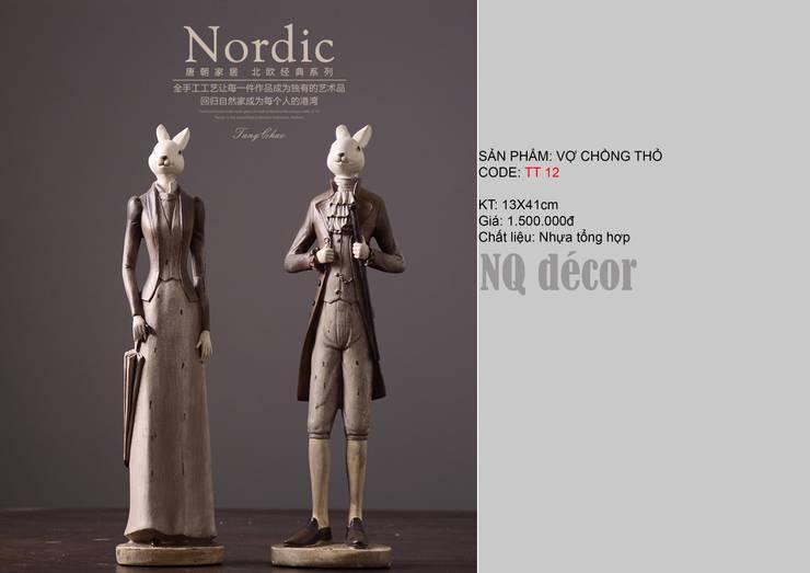 Sản phẩm trang trí:   by NQ décor