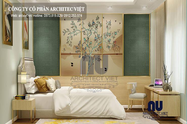 Nhà ông Đán:   by Công ty cổ phần Architect Việt
