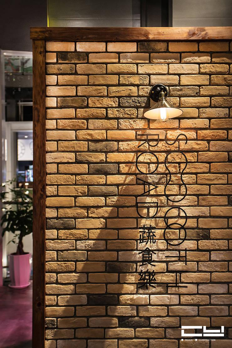 台南市新光三越小西門/蔬食樂 專櫃:  商業空間 by 臣月空間工程