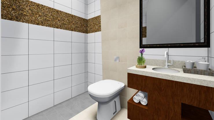 Commercial Cum Residential by Shanteshwar Society, Vijayapura:   by Cfolios Design And Construction Solutions Pvt Ltd