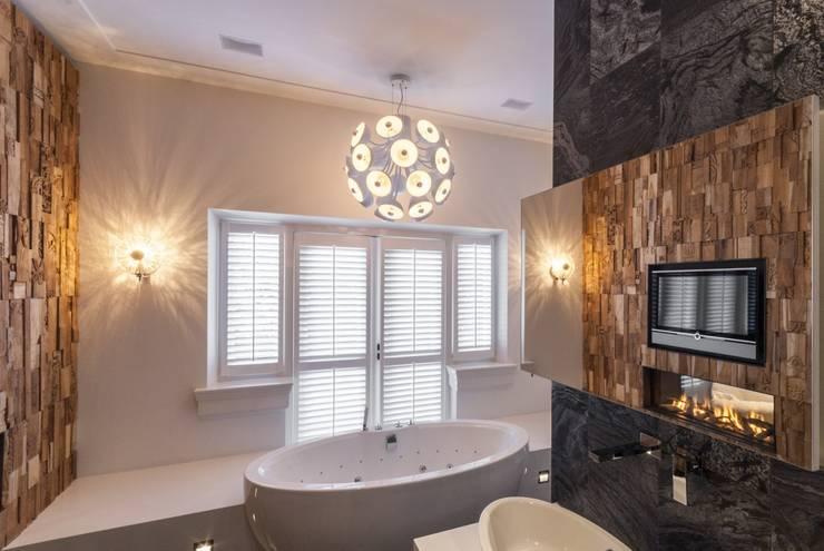 Holz im Badezimmer: Planung, Behandlung, Pflege