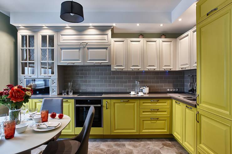 Кухня: Кухни в . Автор – Вира-АртСтрой
