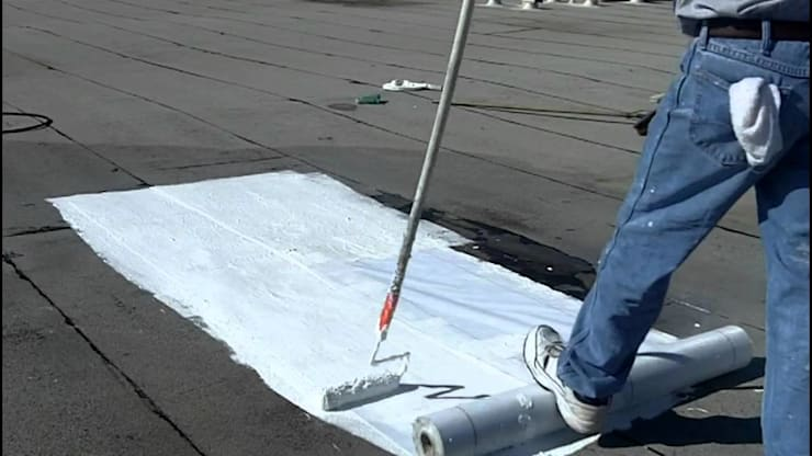 Roof Painting and Waterproofing:   by Painters in Johannesburg