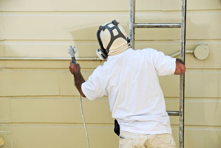 Commercial Spray Painting:   by Painters in Johannesburg