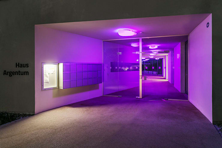 Commercial Spaces by Alma Light
